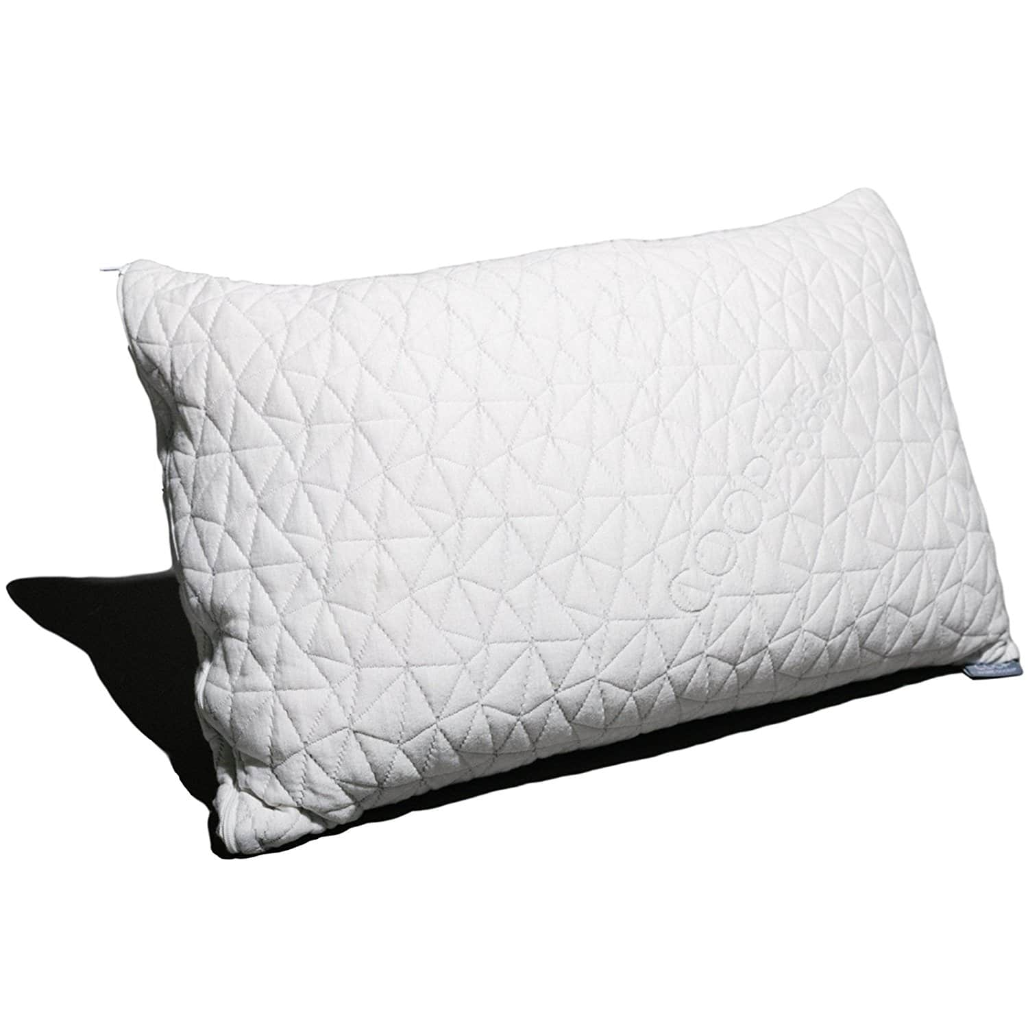 Adjustable Loft Shredded Memory Form Pillow [Queen] $38.99