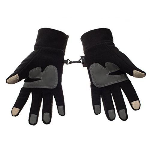 Metog Winter Fleece Touch Screen Gloves  for Men or Women (various colors) $3.8
