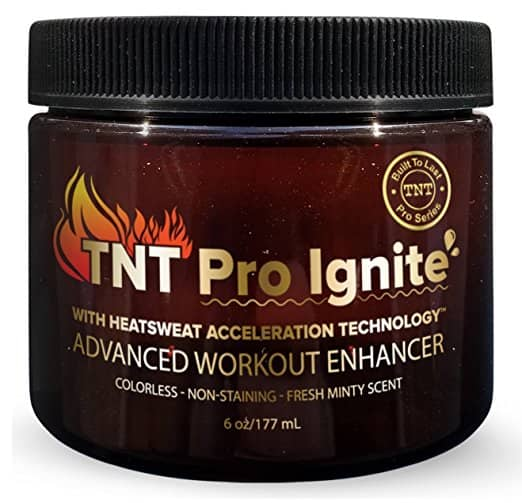 TNT Pro Ignite Slimming Cream Advanced Workout Enhancer