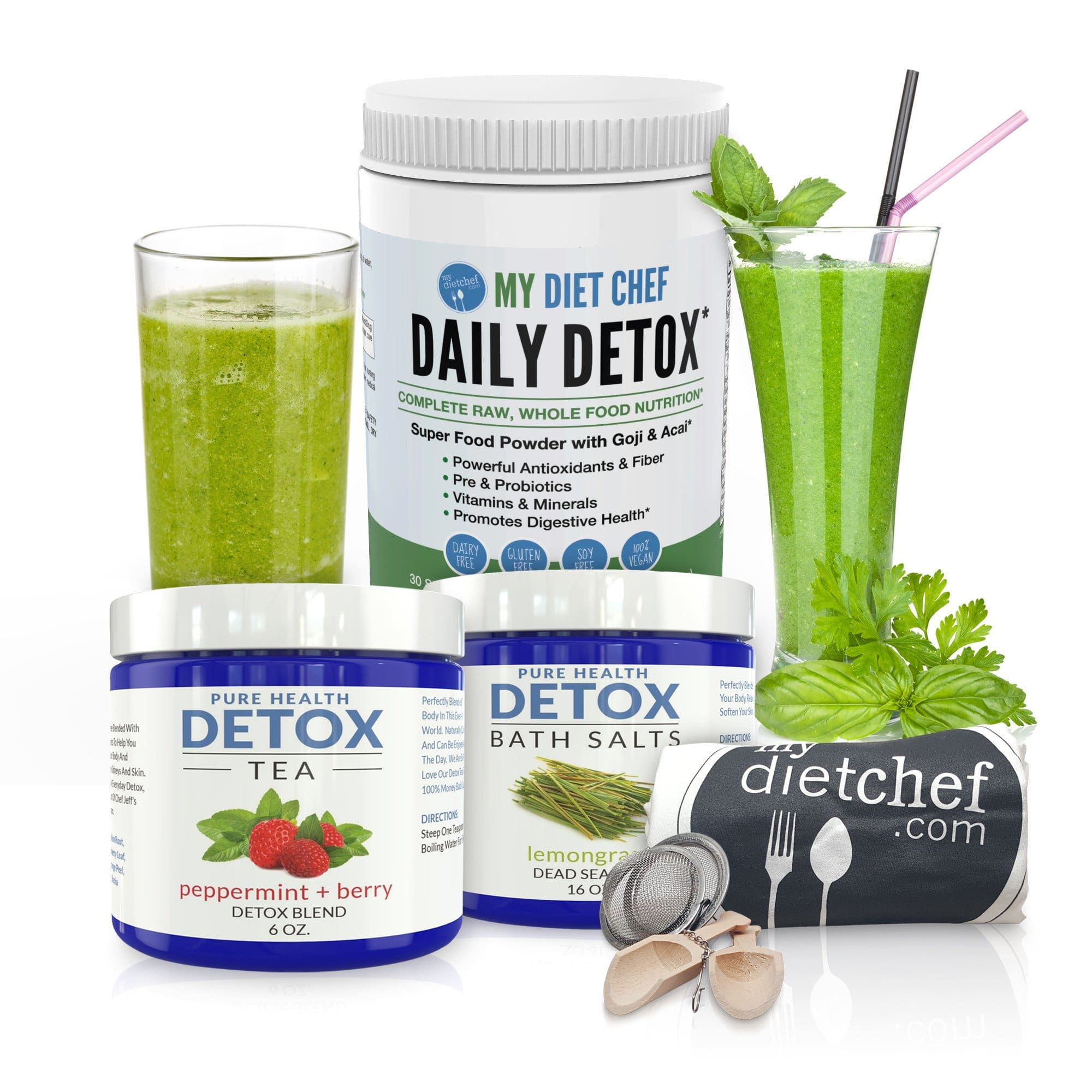 Complete Two Week Health Detox Program for $49.99  (78% off) by My Diet Chef