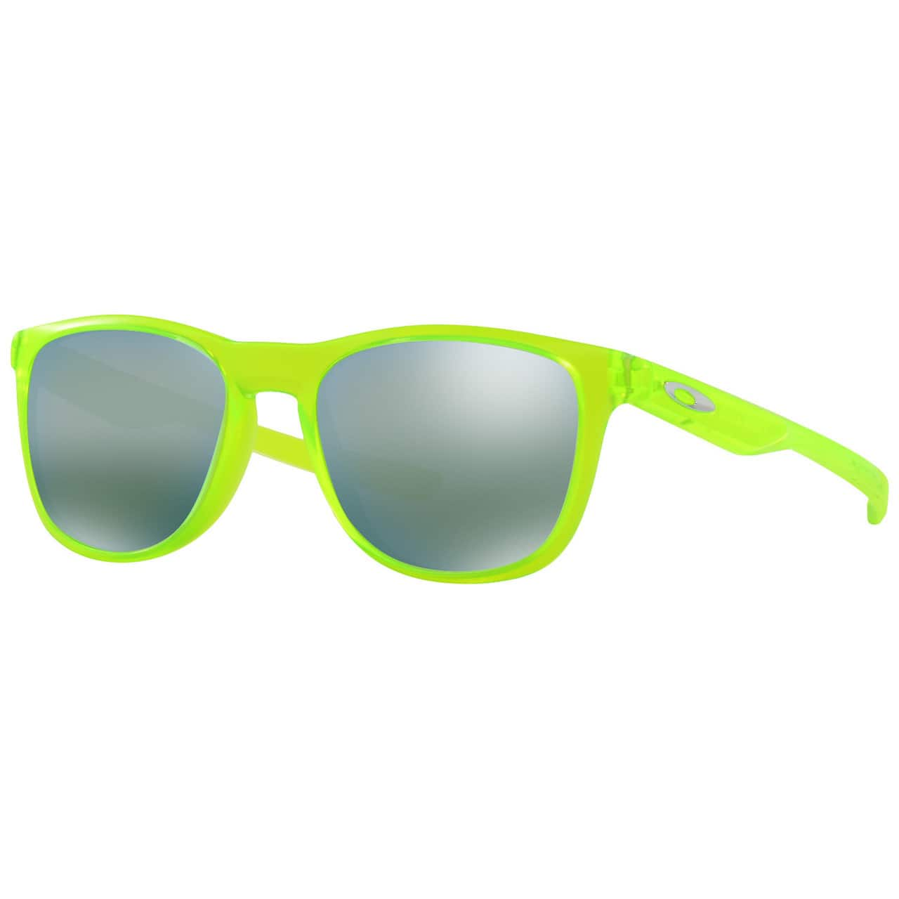 Oakley OO9340-07 Men's Trillbe X Emerald Iridium Lens Matte Uranium Frame Sunglasses for $39.99 (70% off)