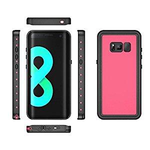 brand new 49e2d 9e3a5 Waterproof Samsung Galaxy S8 Plus Case for $19.95 @ Amazon ...