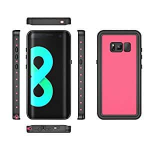 Waterproof Samsung Galaxy S8 Plus Case for $19.95 @ Amazon