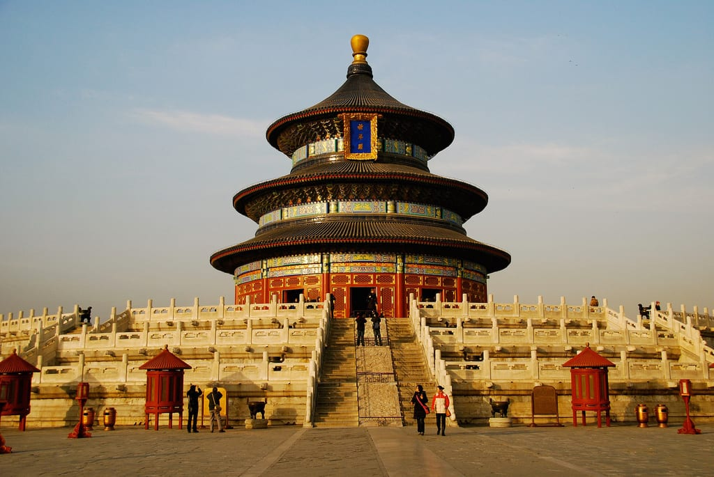 US cities to Beijing, China from only $387 roundtrip
