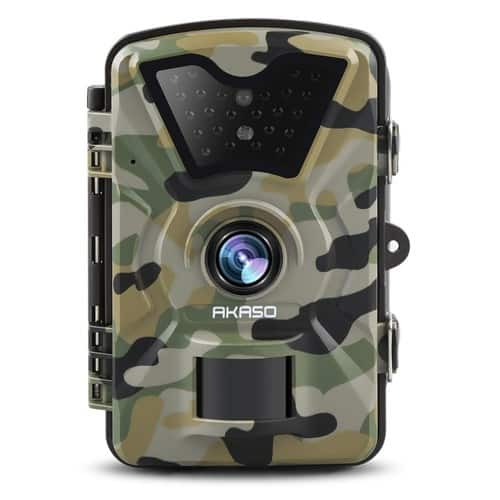12MP Trail Camera with Night Vision 1080P for $48.49 + Free Shipping