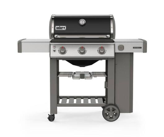 Weber Genesis II E-310 LP on Clearance at Home Depot in