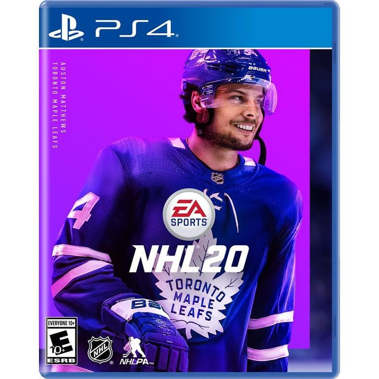 NHL 20 PS4 or xb1 $33.99
