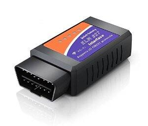 Wireless OBD2 Car Code Reader Scan Tool  $14