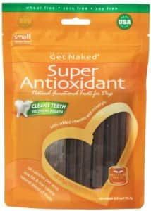 Get Naked Super Antioxidant Dental Chew Sticks for Dogs For $3.49 @ amazon.com (Add-on)