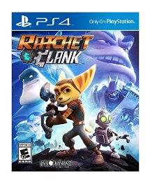 Ratchet & Clank PS4 (Digital or Disc) $19.99, FS w/ Prime for Disc @ Amazon