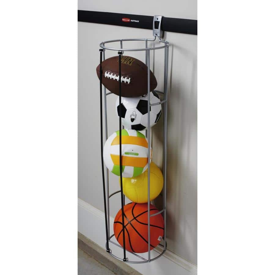Rubbermaid FastTrack Rail Vertical Ball Rack - B&M YMMV $17.48