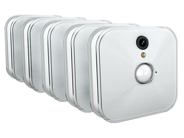 Blink 5 Camera Wireless Home Security System ( PLUS FREE OUTDOOR BLINK XT) 6 Cameras Total $349.99 & $20 OFF BLINK XT