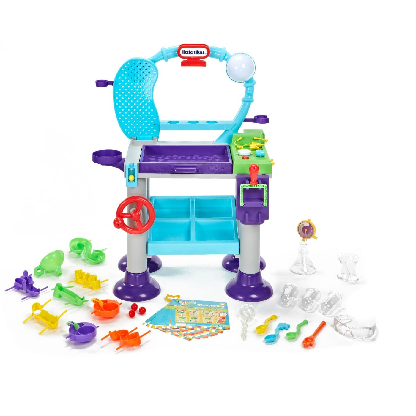 YMMV Target - Little Tikes STEM Junior Wonder Lab Toy with Experiments for Kids $35.98