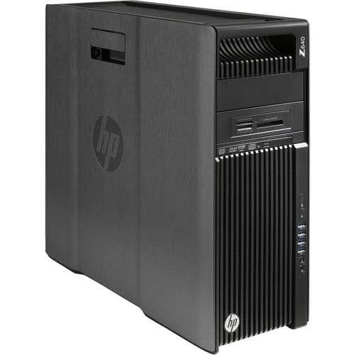 HP Z640 Desktop: Xeon E5-2640V3, 32GB, 1TB HDD + 240GB SSD, GTX 980Ti (Refurb) $600 + Free Shipping