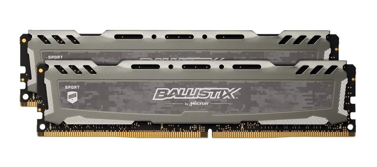 16GB DDR4 Crucial Ballistix Sport LT (8GBx2) CL16 $68.69