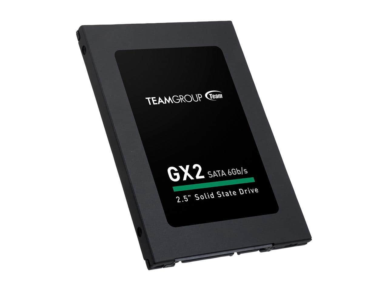 Team Group GX2 256GB SSD $26