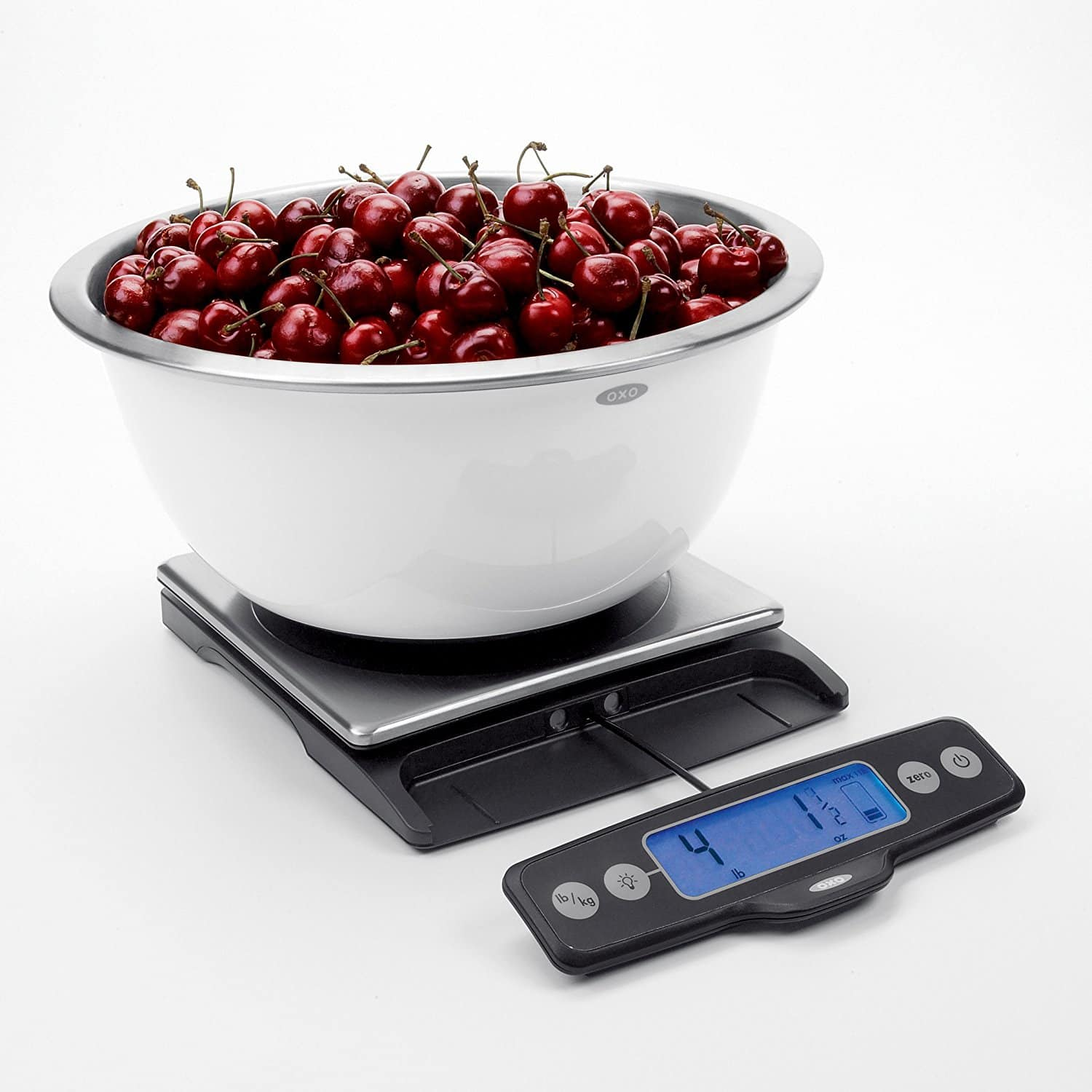 Kohl's Cardholders: OXO 11 lb Food Scale $25.89 + free shipping