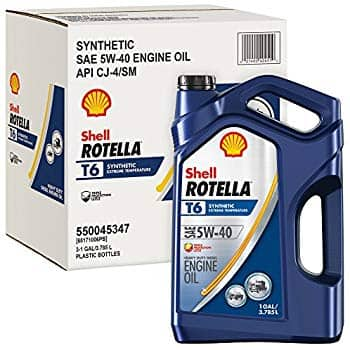 rotella rebate 3-Pack of 1-Gallon Shell Rotella T6 Full Synthetic Diesel Engine Oil ...