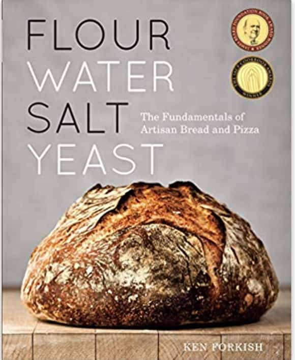 Flour Water Salt Yeast: The Fundamentals of Artisan Bread and Pizza - 18.99 Amazon