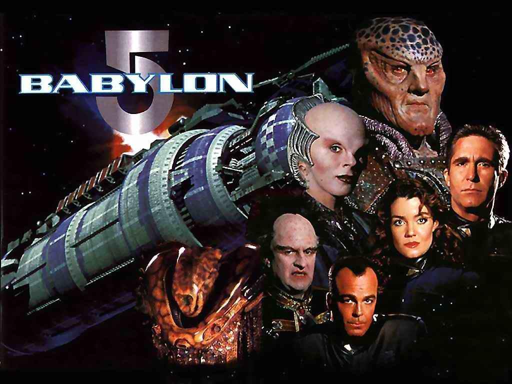 Babylon 5 Complete series for $49