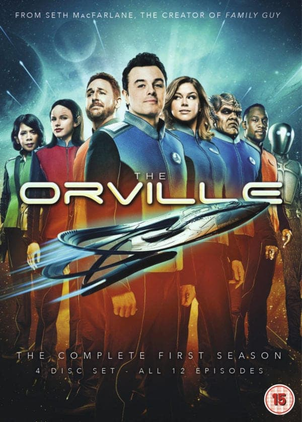 The Orville Season One for $10