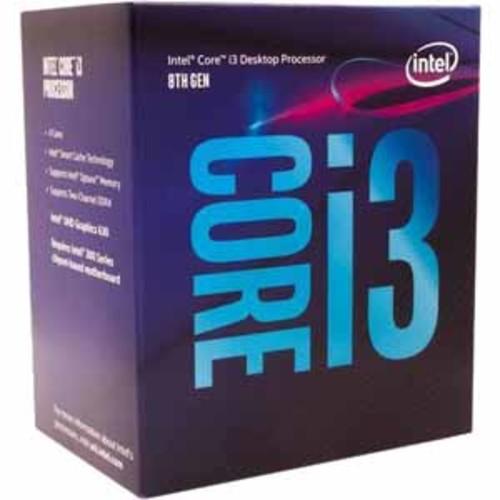 Intel Core i3-8100 Quad Core Processor - LGA 1151 (Coffee Lake)