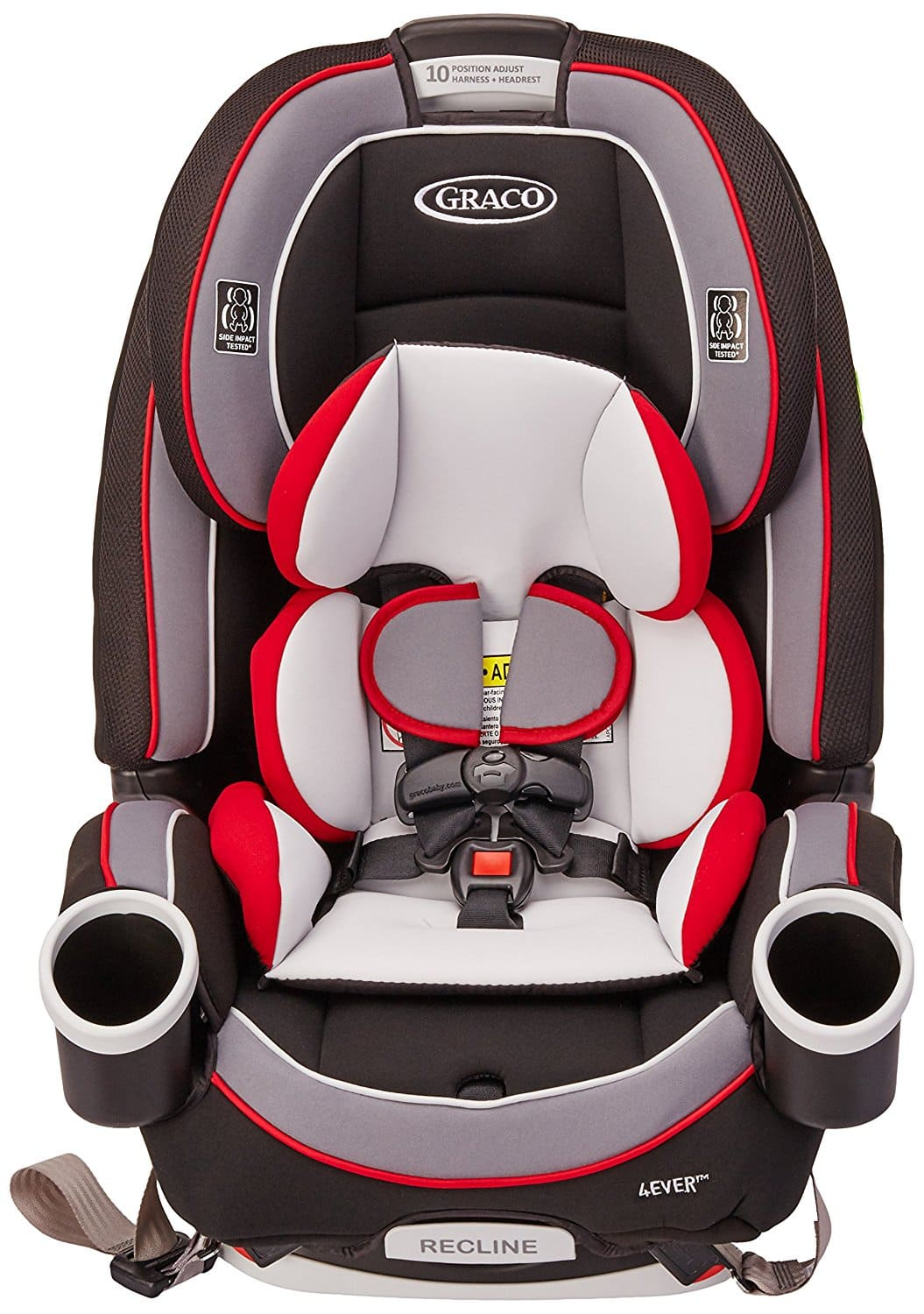 Graco 4ever All-in-One Convertible Car Seat, $139+tax with no rush shipping for prime members--Cougar