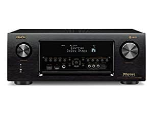 Denon AVRX4300H 9.2 Channel Full 4K Ultra HD AV Receiver with Built-in HEOS $799.99