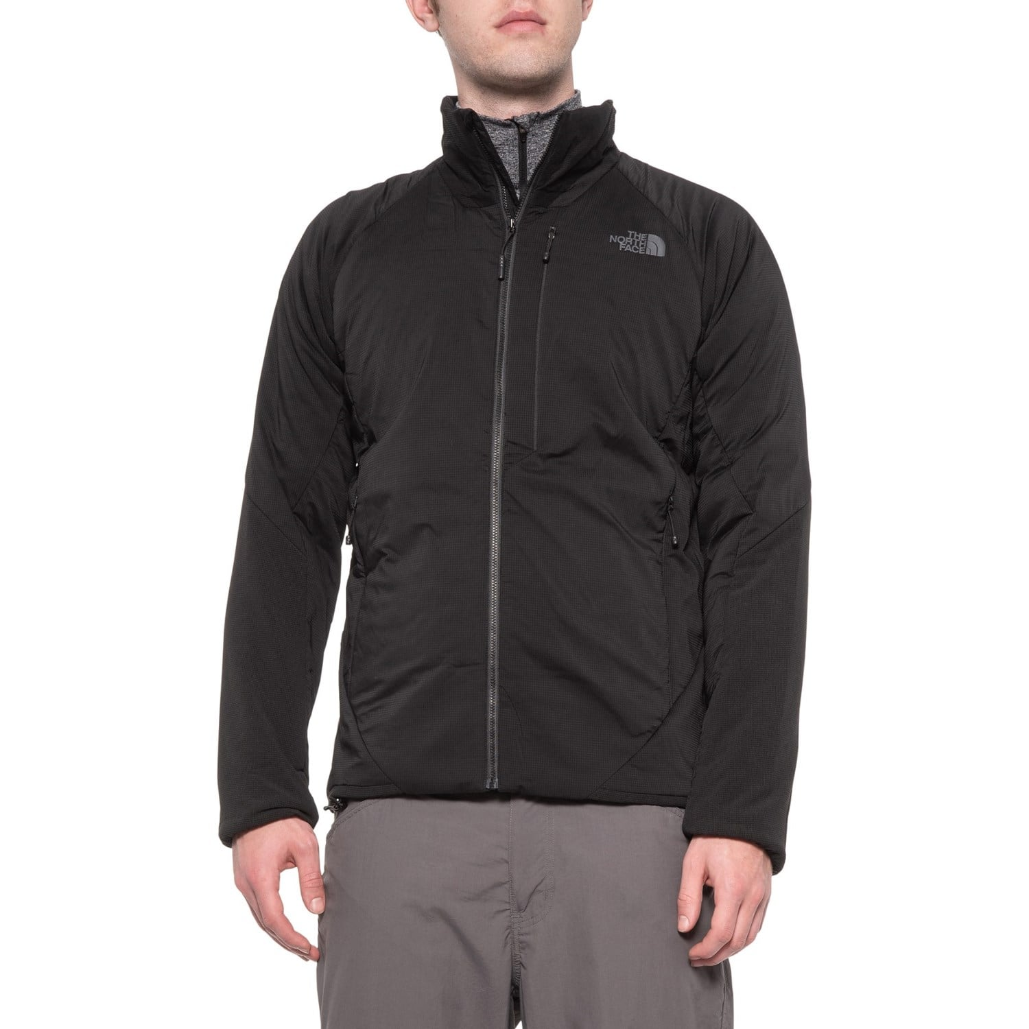 The North Face Ventrix® Jacket - Insulated (For Men) - Black - $99.99 +FS @ Sierra