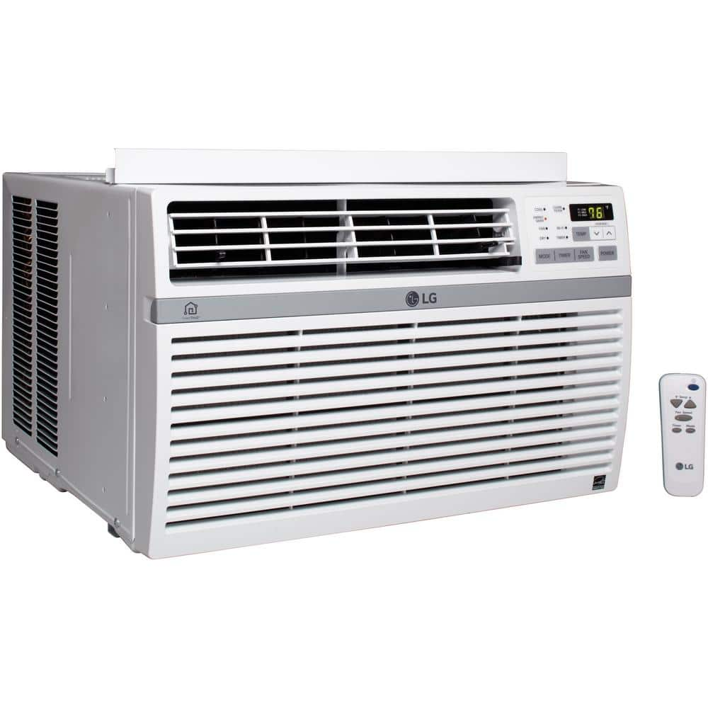 LG 8,000 BTU Window Smart Air Conditioner $243.32