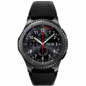 Samsung Gear S3 Frontier Smartwatch 46mm - Gray $59.99 - Fry's (YMMV)