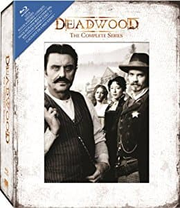 Deadwood: Complete Series Blu-Ray Box Set - $29.99 at Amazon