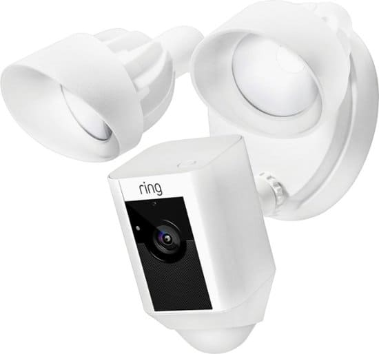 Ring Floodlight Cam w/ free Amazon Show 5 and Dot 3 - $209.99