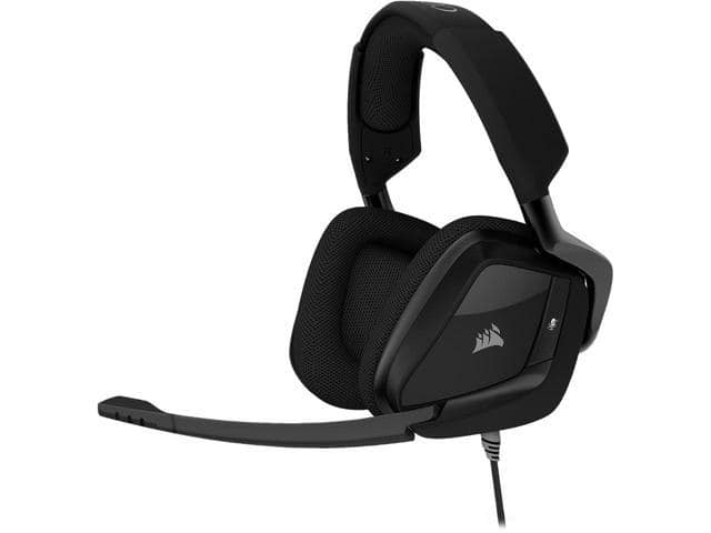 Corsair VOID PRO Surround Gaming headset (3.5mm) $59.99