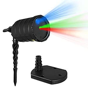 IMAXPLUS Christmas Outdoor Laser Light Projector with RGB Moving Stars Laser Show for Christmas,Holiday,Party,Landscape,and Garden Decoration 37.99 $37.99