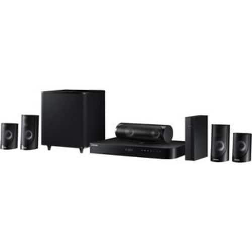 Samsung HT-J5500W 5.1-Channel Smart Blu-ray Home Theater System $227.99 +fs
