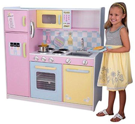 KidKraft Large Kitchen $85.96