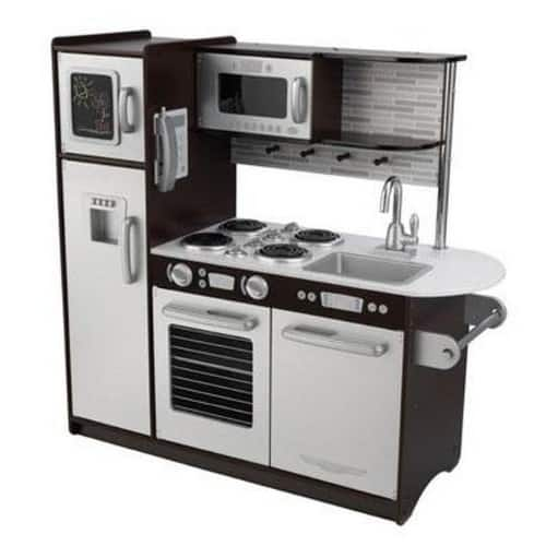 KidKraft Uptown Espresso Kitchen [Brown] $101.14 ...