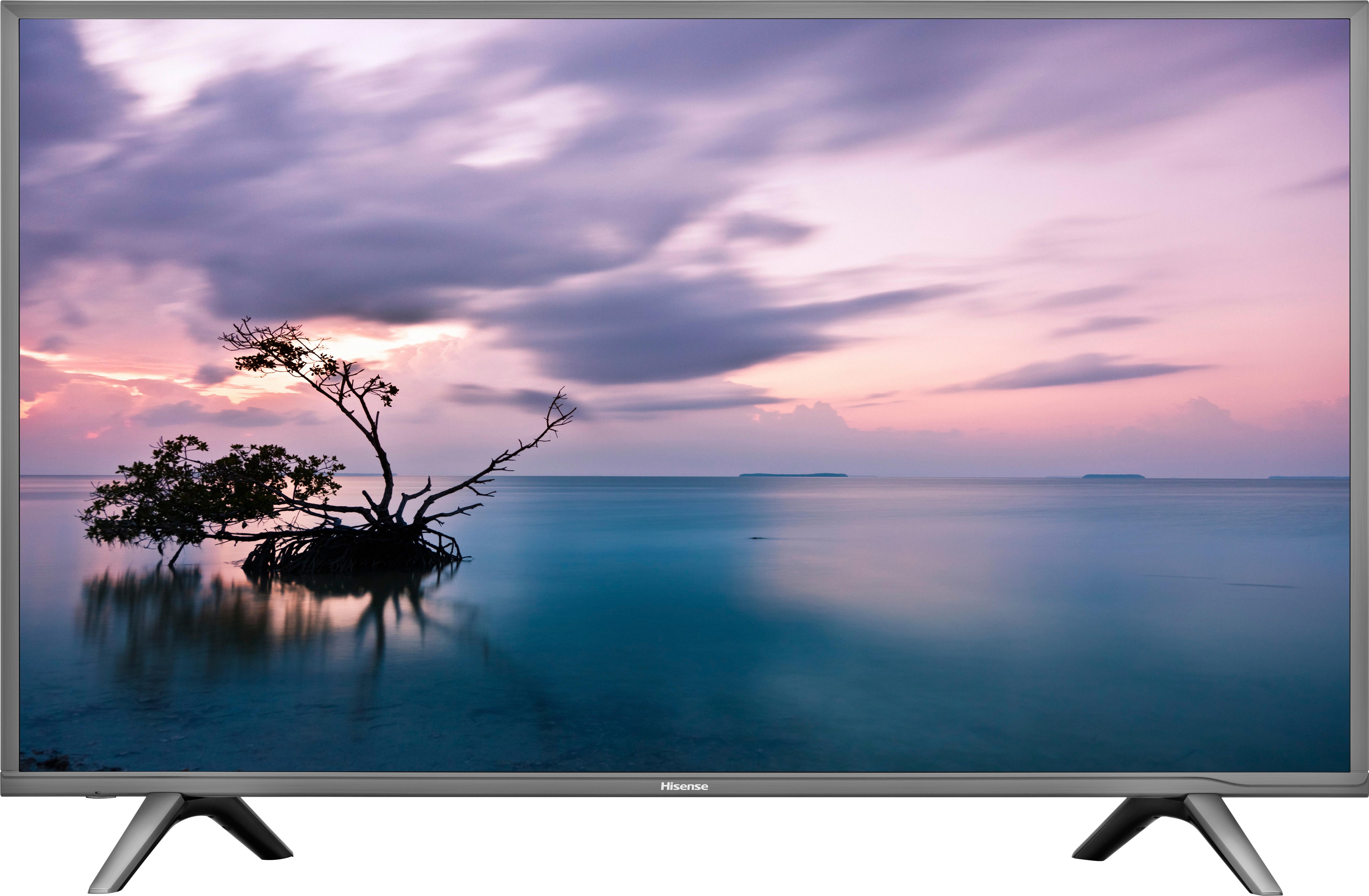 """Hisense - 60""""  Smart - 4K UHD TV $499"""
