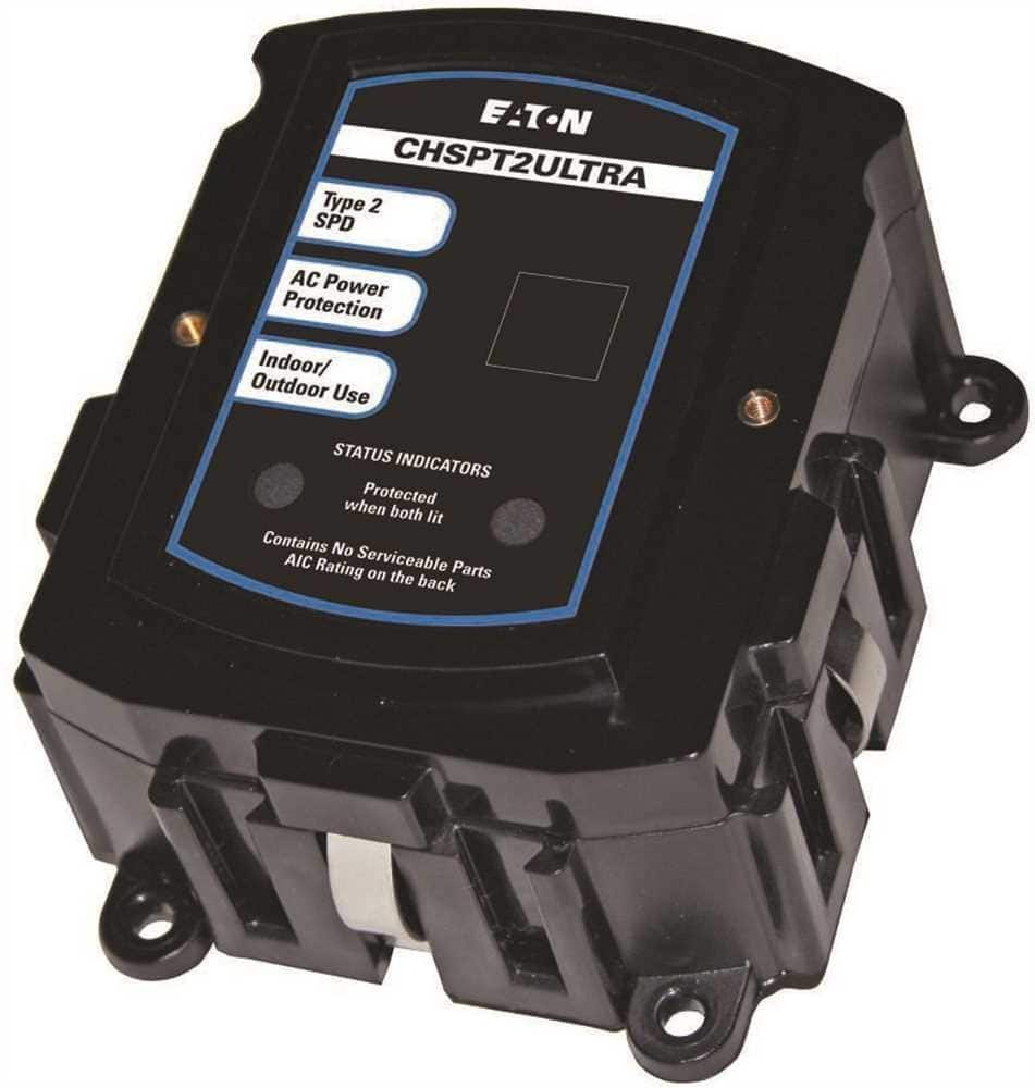 EATON CHSPT2ULTRA Ultimate Surge Protection Whole House Surge Protector Regular Price $239.82 On Sale for $109.99