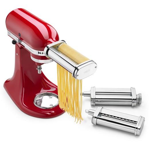 KitchenAid® 3-Piece Pasta Roller & Cutter Set (KSMPRA)