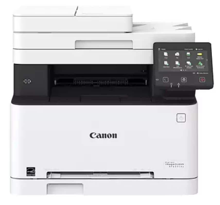 Canon imageCLASS MF634Cdw Color Multifunction Laser Printer $190 w/ coupon or $210 + freeshipping