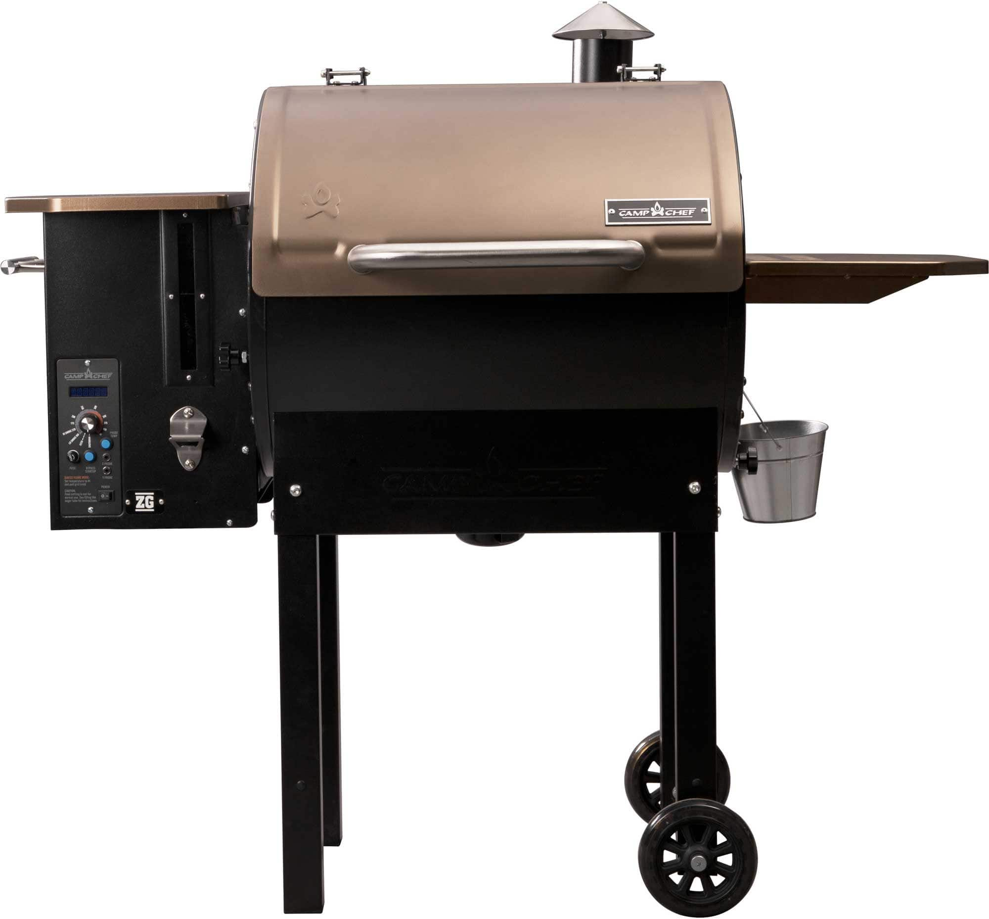"Camp Chef Slide and Grill 24"" Pellet Grill PG24ZG $499.98"
