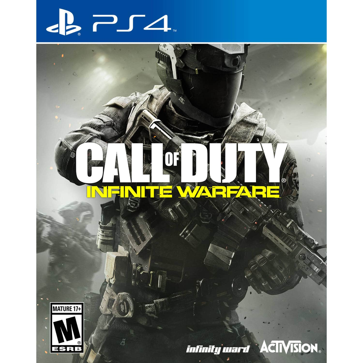 Call of Duty Infinite Warfare (PS4/XB1) - $3.00 (YMMV)