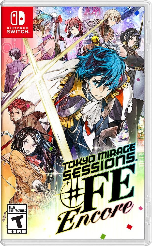 Tokyo Mirage Sessions #FE Encore - $39.99 (Switch)
