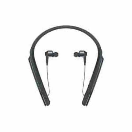 Sony Premium Noise Cancelling Wireless Behind-Neck In Ear Headphones WI 1000X $230