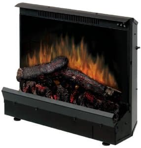 Dimplex DFI2310 Electric Fireplace Deluxe 23-Inch Insert, Black $63.89 + fs @amazon