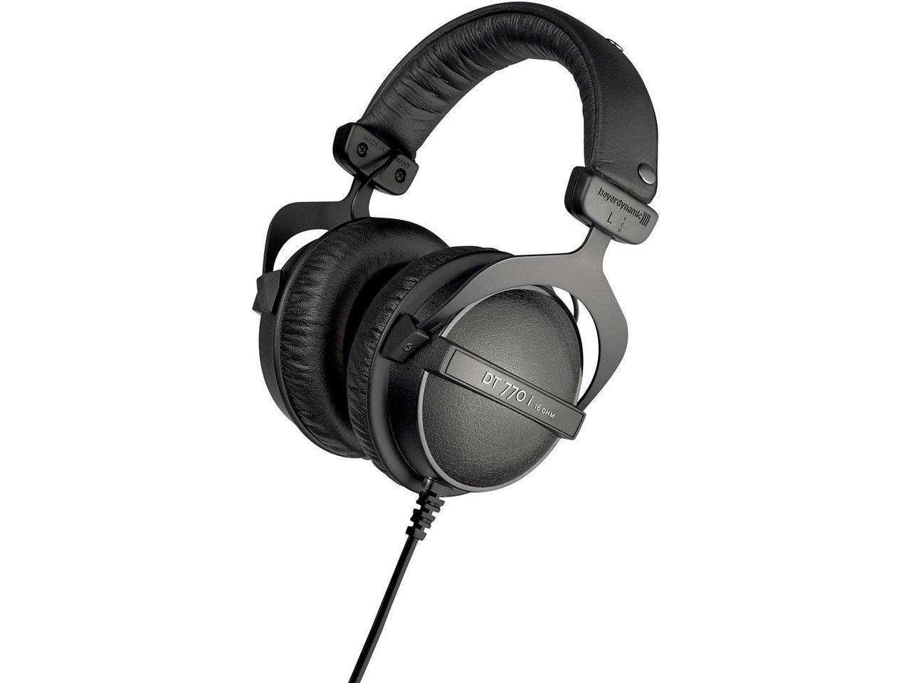 $99 - BeyerDynamic DT 770 Closed-Back Headphones 16 ohm