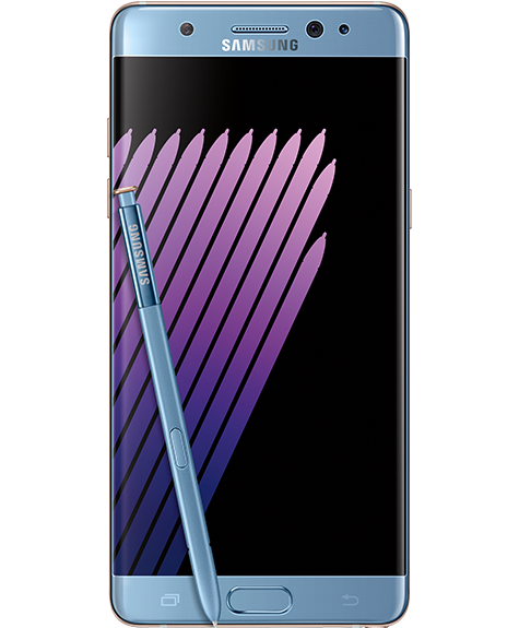 Sprint - Buy a Galaxy Note 7, get a Galaxy S7 or S7 edge FREE