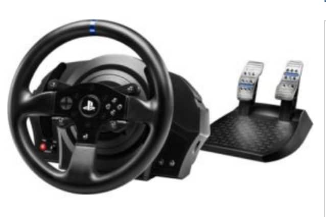 Thrustmaster T300 RS $229 @ Fry's